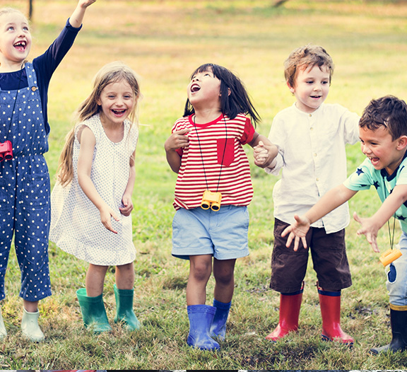 Reach Life Skills Program Elementary School Program